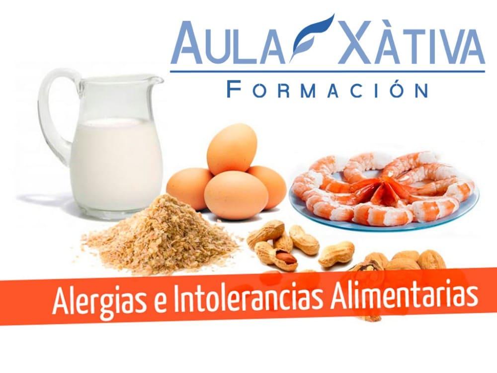 Curso alergias e intolerancias alimentarias