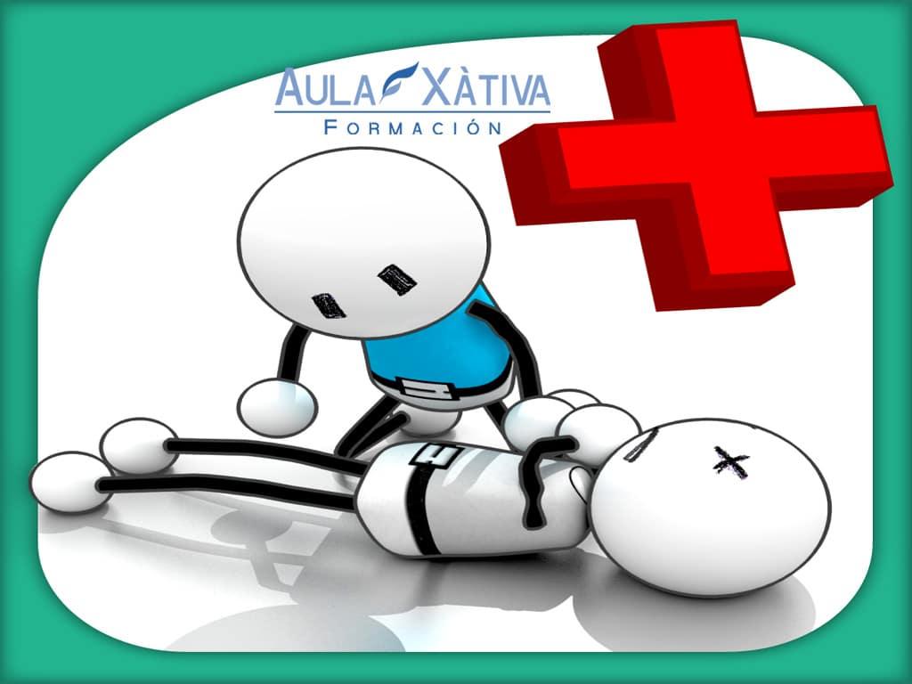 Curso de socorrismo y primeros auxilios en la empresa