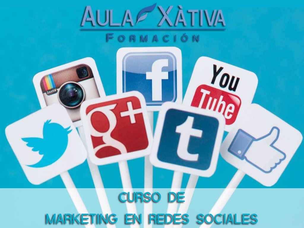 Curso de Marketing en Redes Sociales