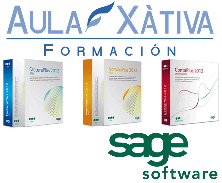 Curso de Contaplus, Facturaplus, Nominaplus presencial en Xàtiva