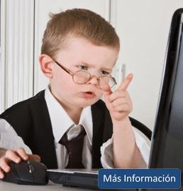 Informática para niños y jóvenes