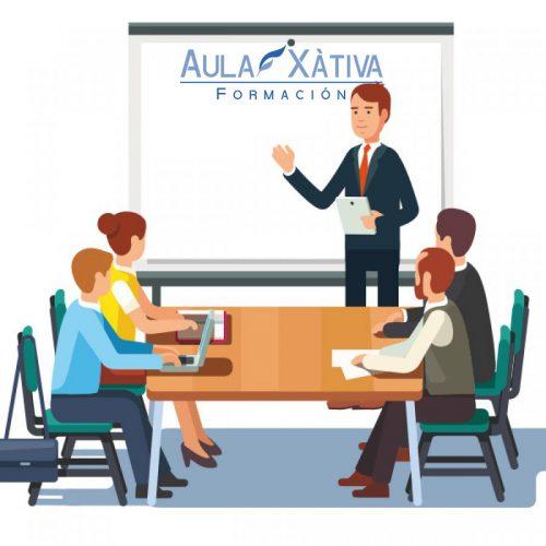 formación y cursos para particulares y empresas en Xàtiva