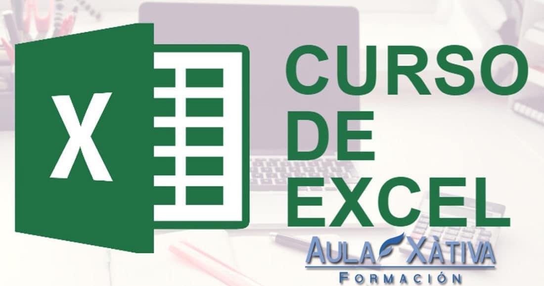 Curso de Excel Intermedio presencial en Xàtiva
