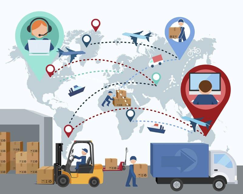 Formación específica para el sector logística. Cursos bonificados para empresas del sector logística.