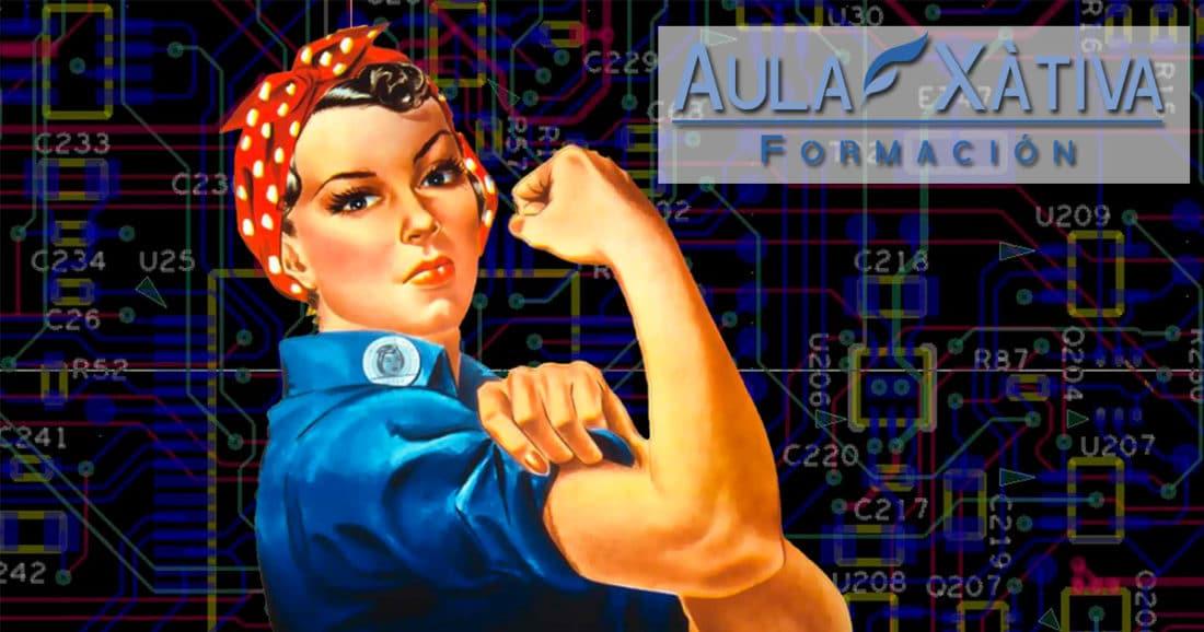 Mujer en las nuevas tecnologías